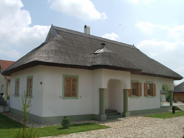 Hangulatos nádfedeles ház Csényén - Csénye - Casa