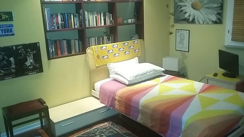 camera in abitazione privata - Mezzano