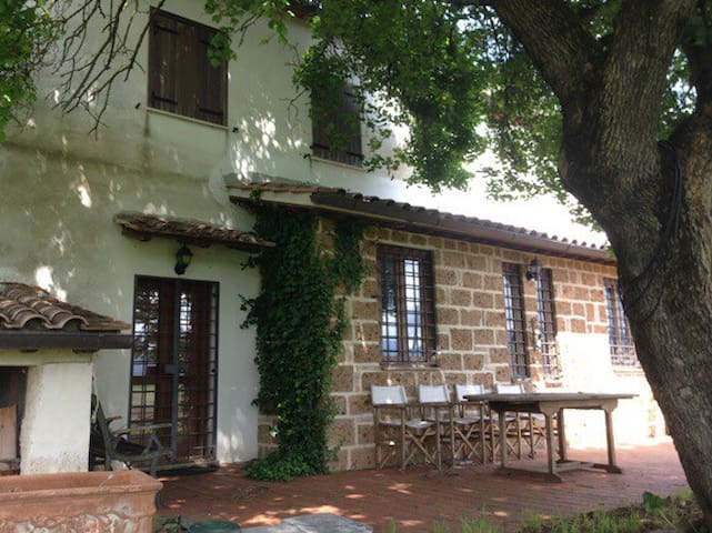 Lovely country house with views - Calvi dell'Umbria - Ev