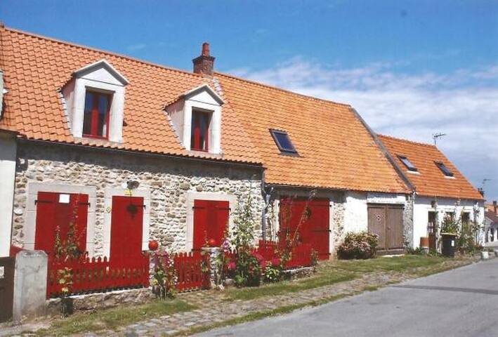 Maison de Charme, Wissant centre ! - Wissant - Hus