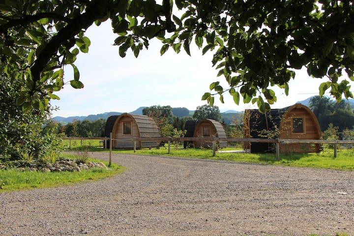 Ruhe und Erholung auf dem Bauernhof - Ganterschwil - Iglú