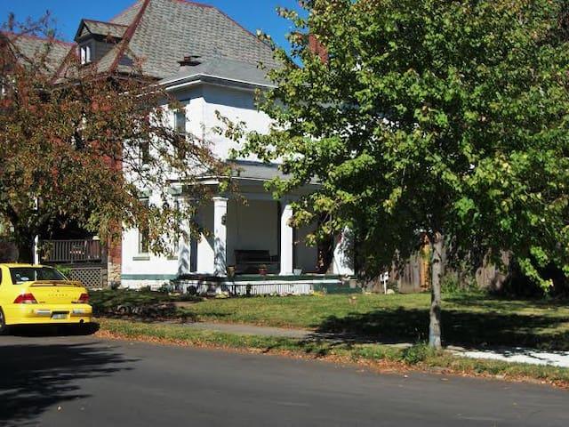 Beautiful Olde Towne East Home - Колумбус - Дом