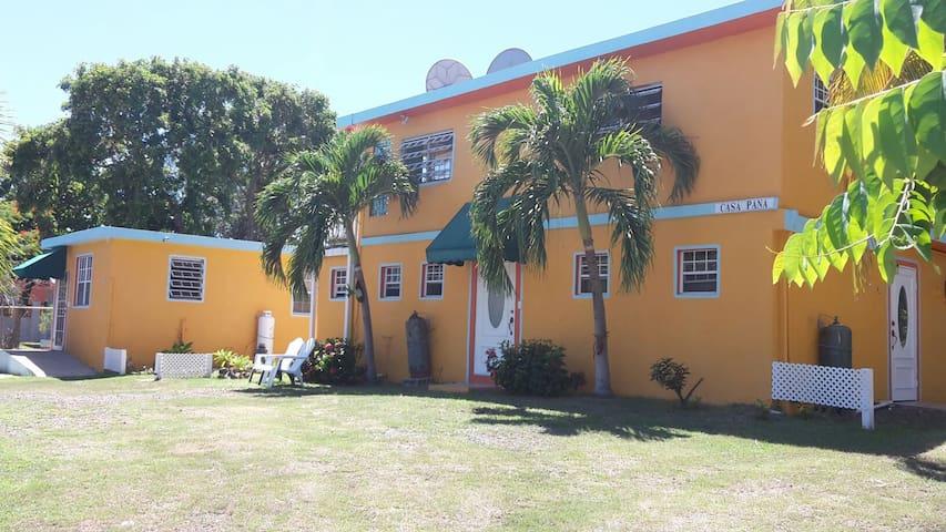 Casa Pana, Carey Apartment - Culebra - Leilighet