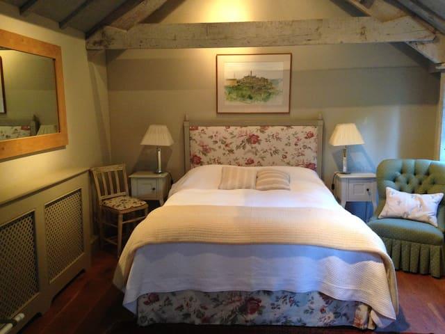 Romantic barn hideaway near Bath - Combe Hay - Bed & Breakfast