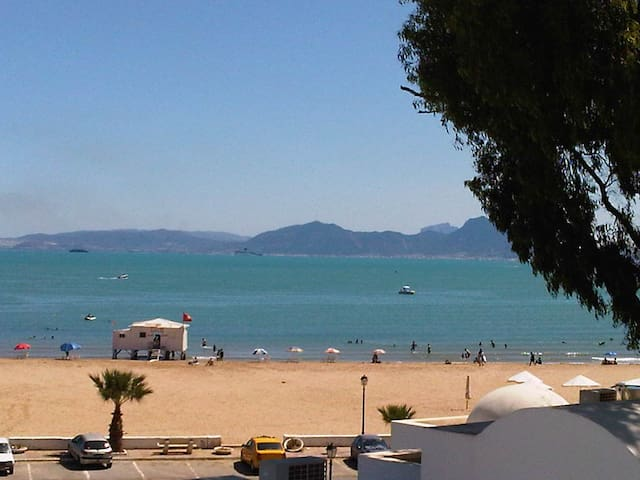 SIDI BOU SAID Plage et village - Carthago - Casa