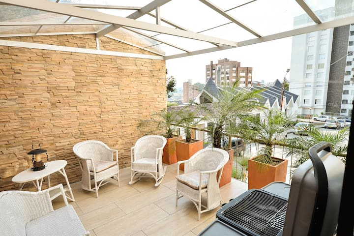 Exclusivo apartaestudio con Terraza - Manizales - Leilighet