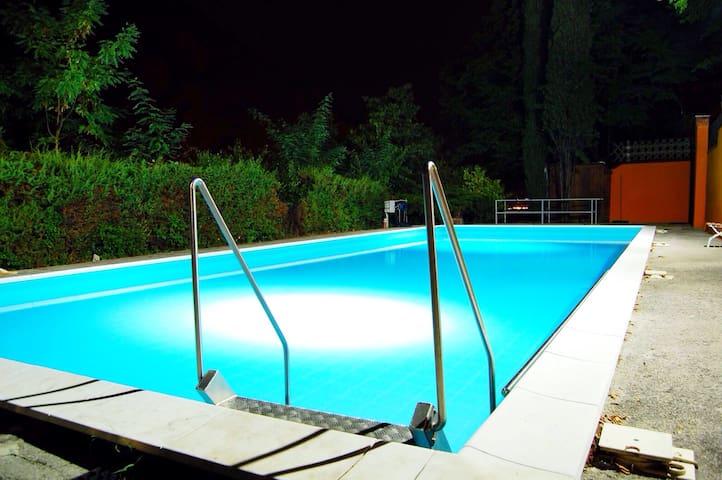 Casa Schatz - Lago di Cavedine - Pietramurata - Hus