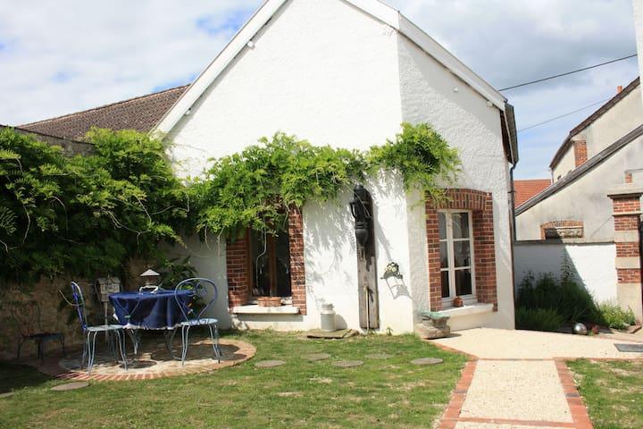 Gite cosy pr 4 ds village viticole - Cramant - Huis