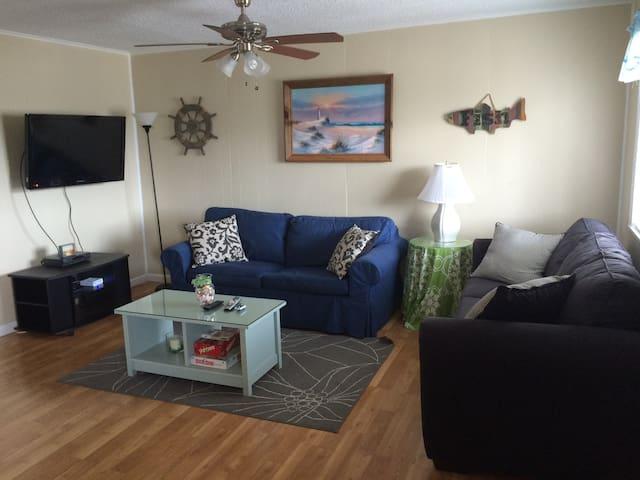 2 bdrm, 1 bath, 28th street, bay, pool - Ocean City - Apto. en complejo residencial