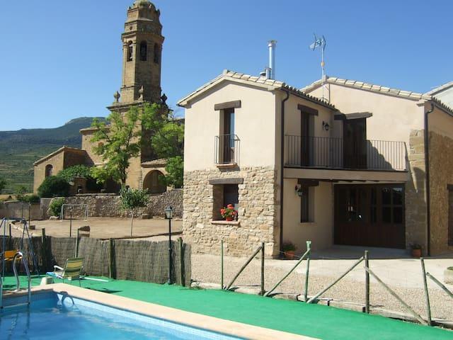 Casa Bernues - Sol - Aniés