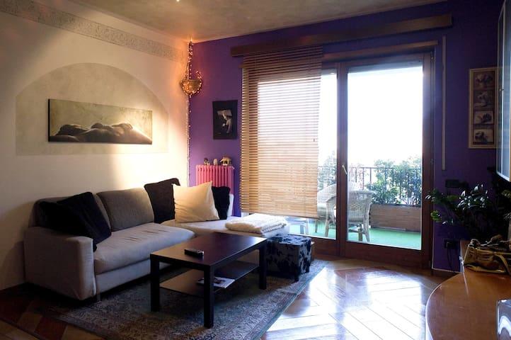 High comfort central cozy apt. Wi-Fi - Bassano del Grappa - Apartamento