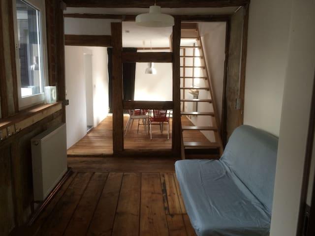 Frisch renovierte Altbauwohnung - Coburg - Appartement