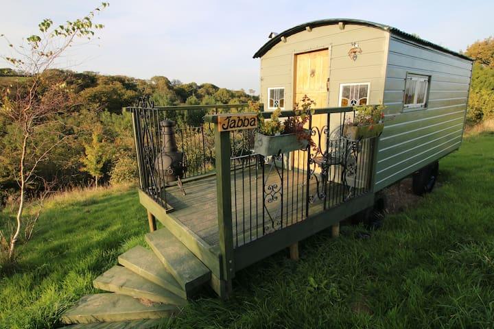 Shepherds hut, Nr Dartmoor - Northlew