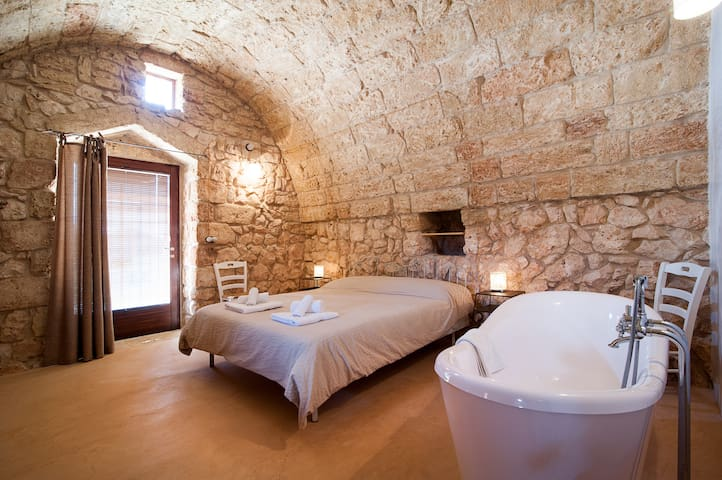 Pajare Salento suite with sea view - Tricase