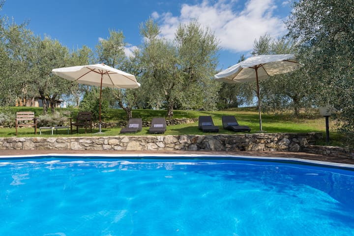 Carmignano*Lo Spigo +swimming Pool - Carmignano - Appartement