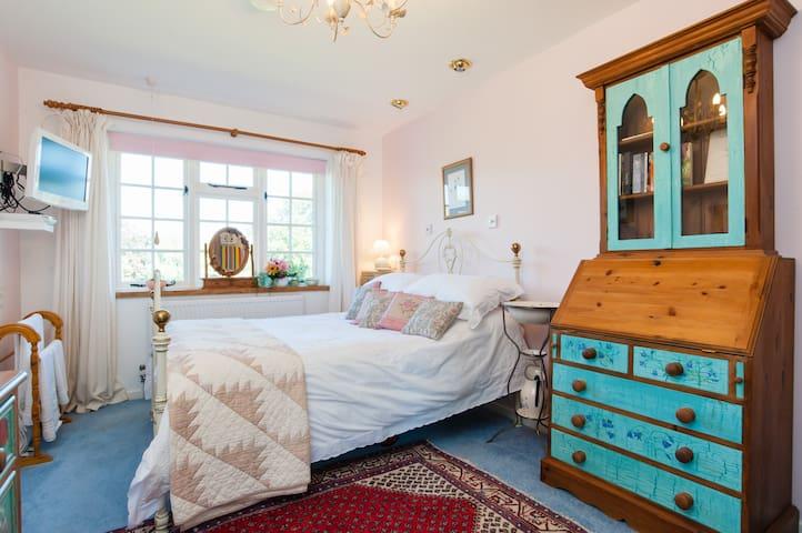 Idyllic Welsh Long House - Dyffryn - Bed & Breakfast