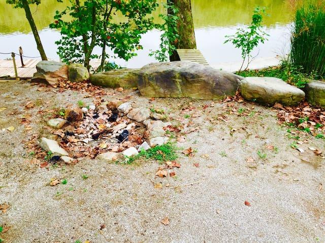 River Retreat Tiny Home #1 - Marietta - Diğer