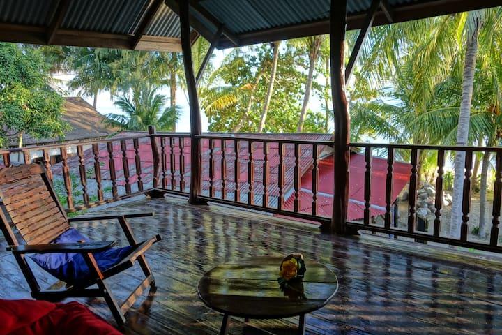 Jungle Lodge at the beach - Ko Pha Ngan - Condominio