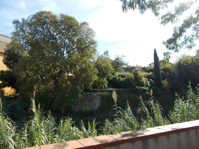 maison de village catalan - Sorède - Ev