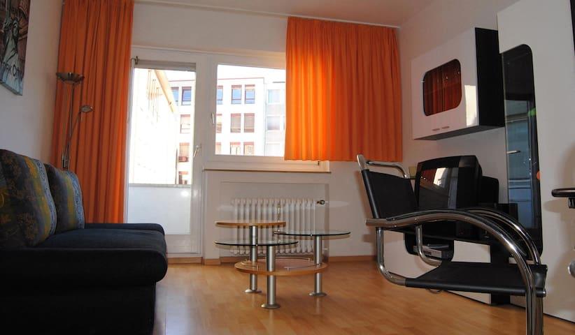 Apartment Citytsyle - Nuremberg - Apartemen