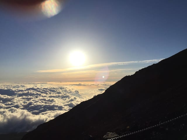Panoramic View of Mt.Fuji 5 - Fujikawaguchiko-machi - Departamento