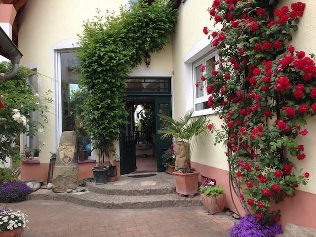 """Atelier """"Speyer bis Pfälzer Wald"""" - Speyer-Dudenhofen - Bed & Breakfast"""