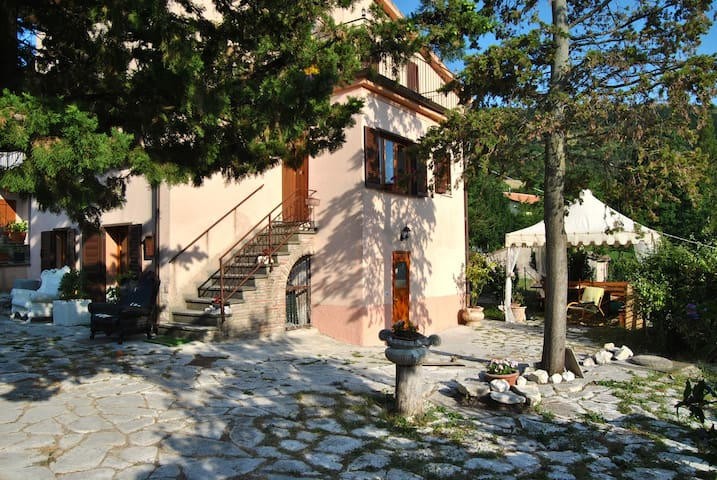 RELAXING MOUNTAIN RETREAT IN UMBRIA - Campitello