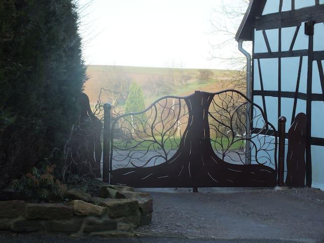 Self Cottage in Alsace - Betschdorf - Appartement