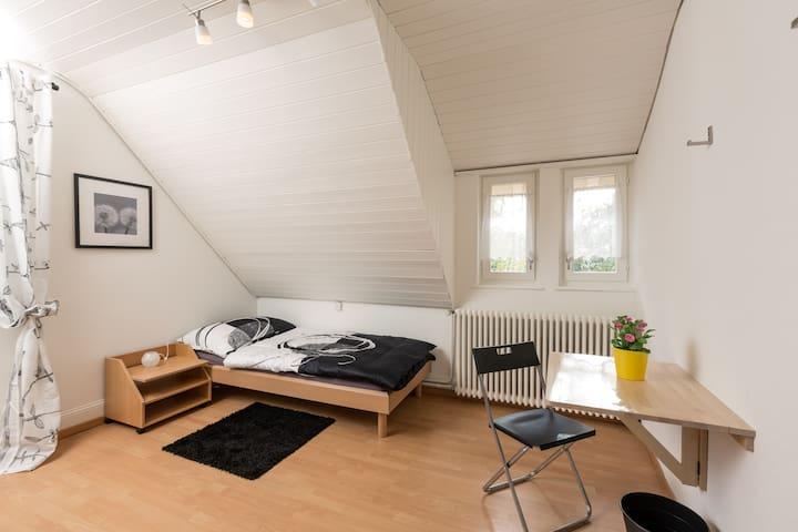 Zimmer in EFH in Aarau Rohr (3) - Aarau Rohr - Maison