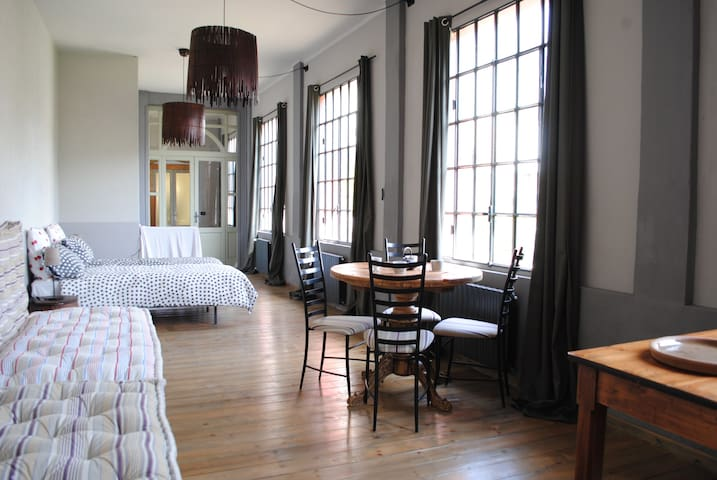 Spaziovitale - Loft - 4 posti letto - Paderno Ponchielli