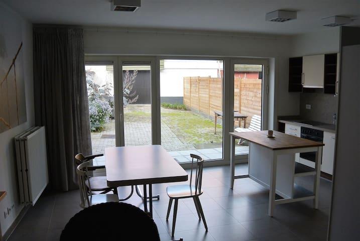 Studio between Ghent Oudenaarde - Nazareth - 公寓