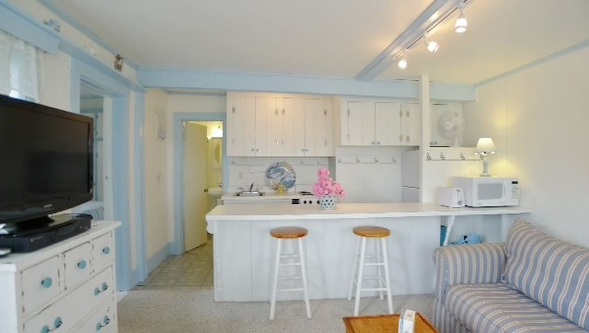 Charming Chatham Cape Cod cottage - Chatham - Apto. en complejo residencial