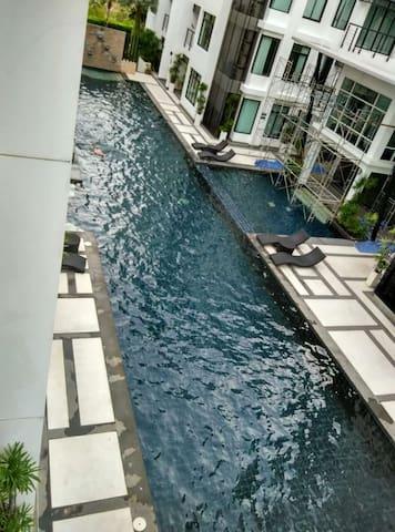 Great 3 bed/ 2 bath furnished Condo - Kammala - Appartement en résidence