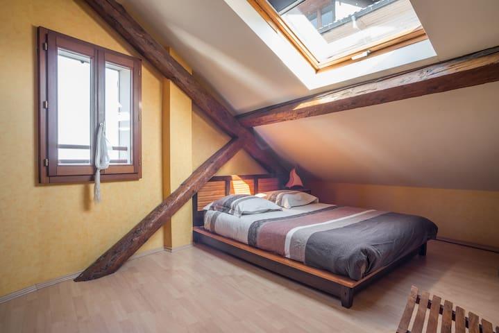 Appartement au bord du lac Léman - Évian-les-Bains - Apartamento