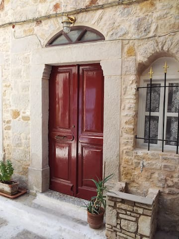 Apartment in medieval village Chios - Kalamoti - Appartement