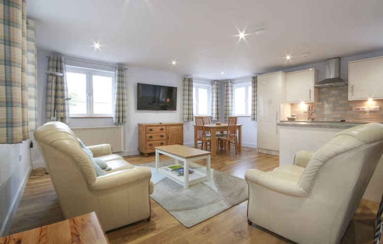 The Crows Nest Apartment, Port Isaac - Port Isaac - Departamento