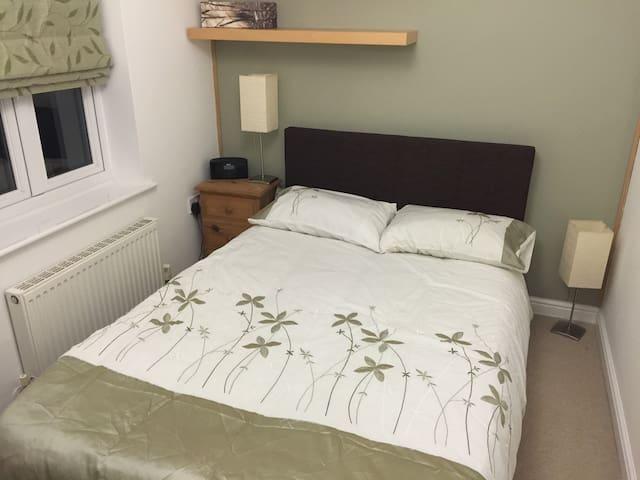 South Facing, Warm Double room. - Banbury
