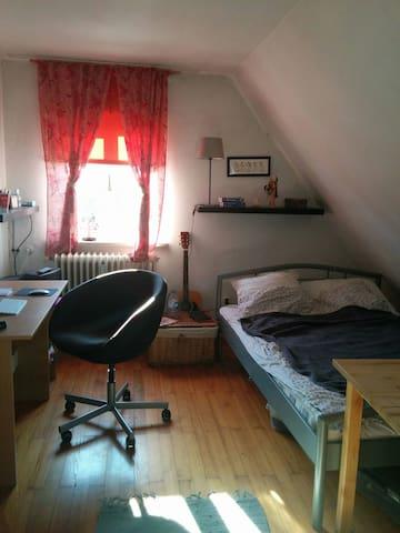 Zimmer zu vermieten - Oestrich-Winkel - Apartamento