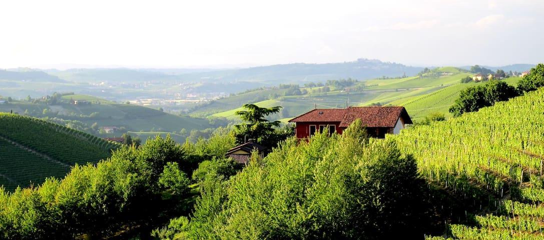 """Suite""""Bricco Cichetta"""" MIACLARA RELAIS-ALBA LANGHE - Alba - 別荘"""