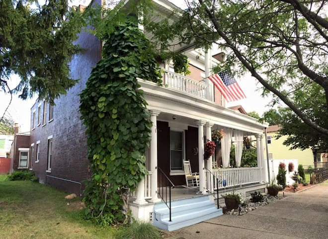 Historical Home - Troy - Maison