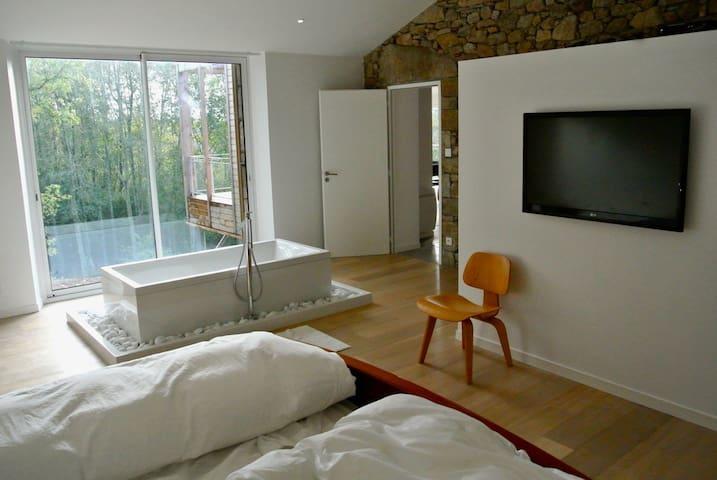 chalet design - La Gaubretière - Huis