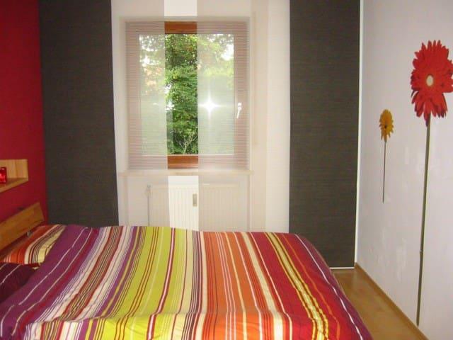 Nice Room near Augsburg - Stadtbergen - Lägenhet