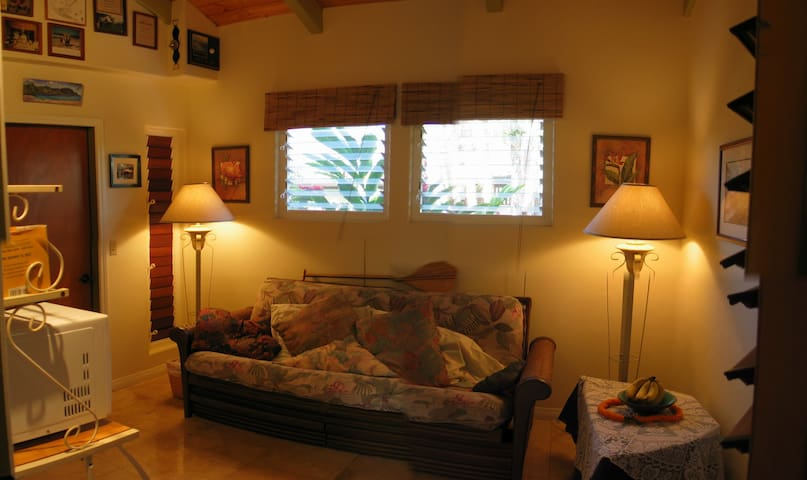 AFFORDABLE STUDIO FOR 2 - Princeville