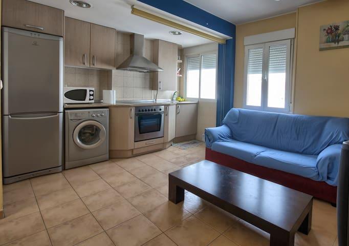 Apartamento en Zaragoza 4 personas - Saragossa - Departamento