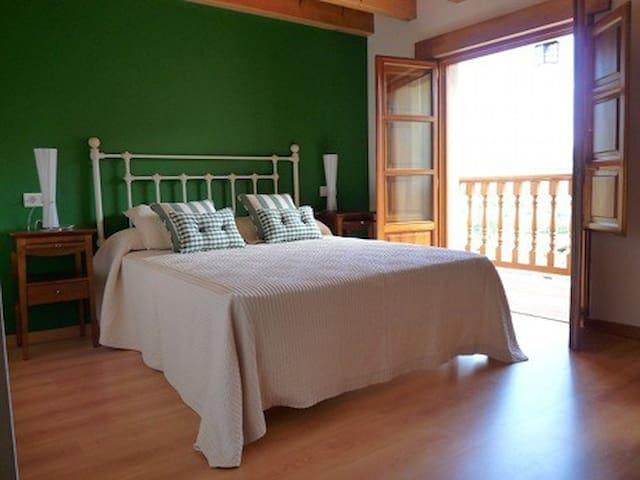 Casa rural El Cerezalín en Asturias - Valles - Huis