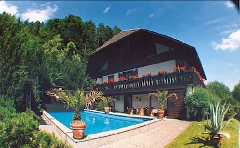 Black forest: Apartments with pool - Lauterbach - Appartement