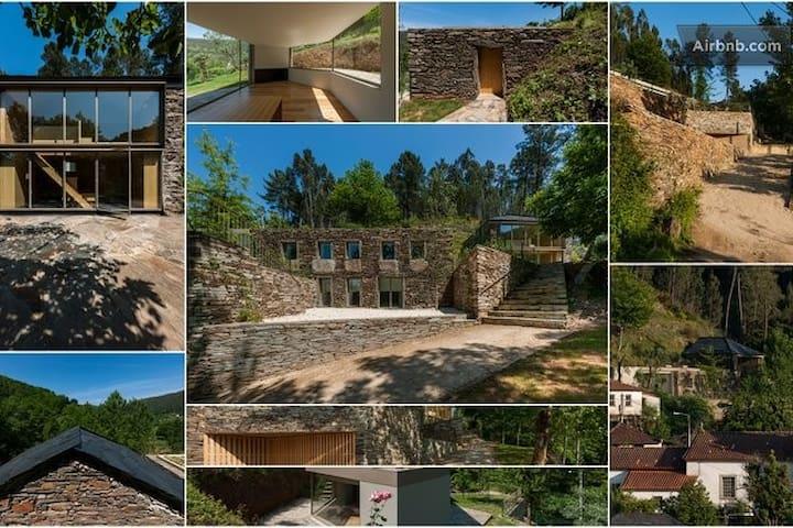 Confort &Nature in peaceful village - Espiunca - Villa