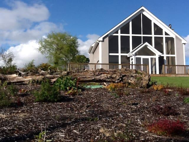 Beautiful Designer Lakehouse - Cavan - Rumah