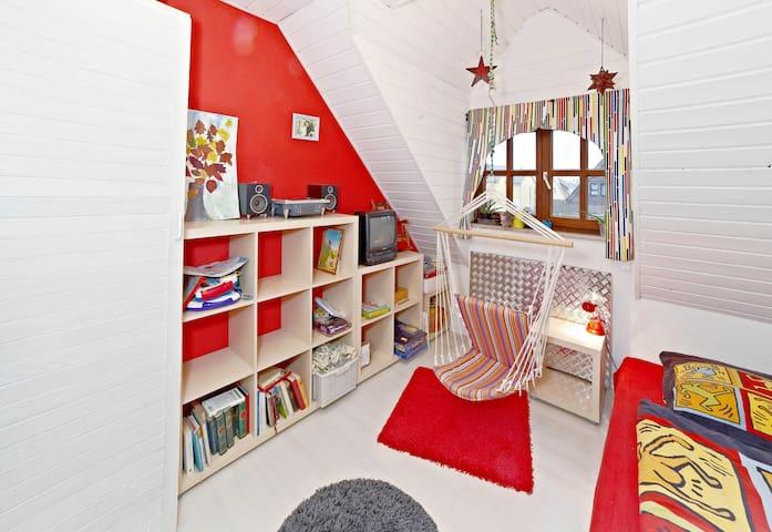 twoo rooms in Nurnberg/Fischbach - Nuremberg - Hus