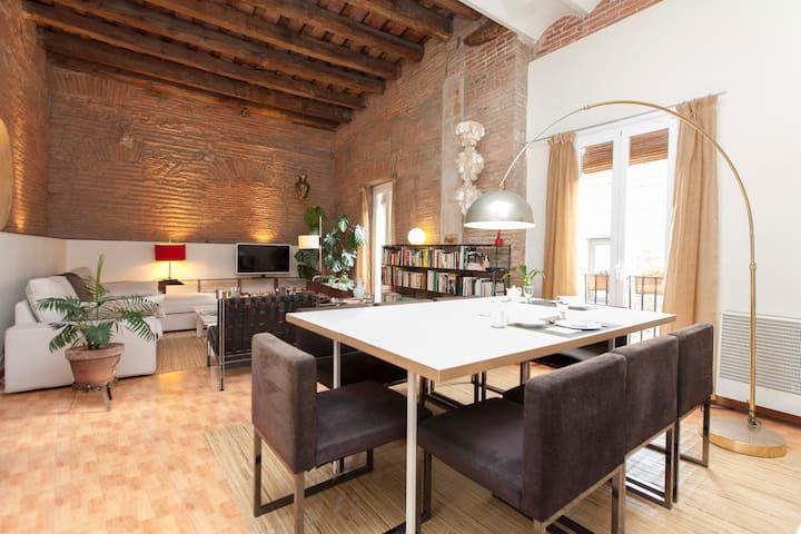 Double Room in El vaixell de paper - Barcelona